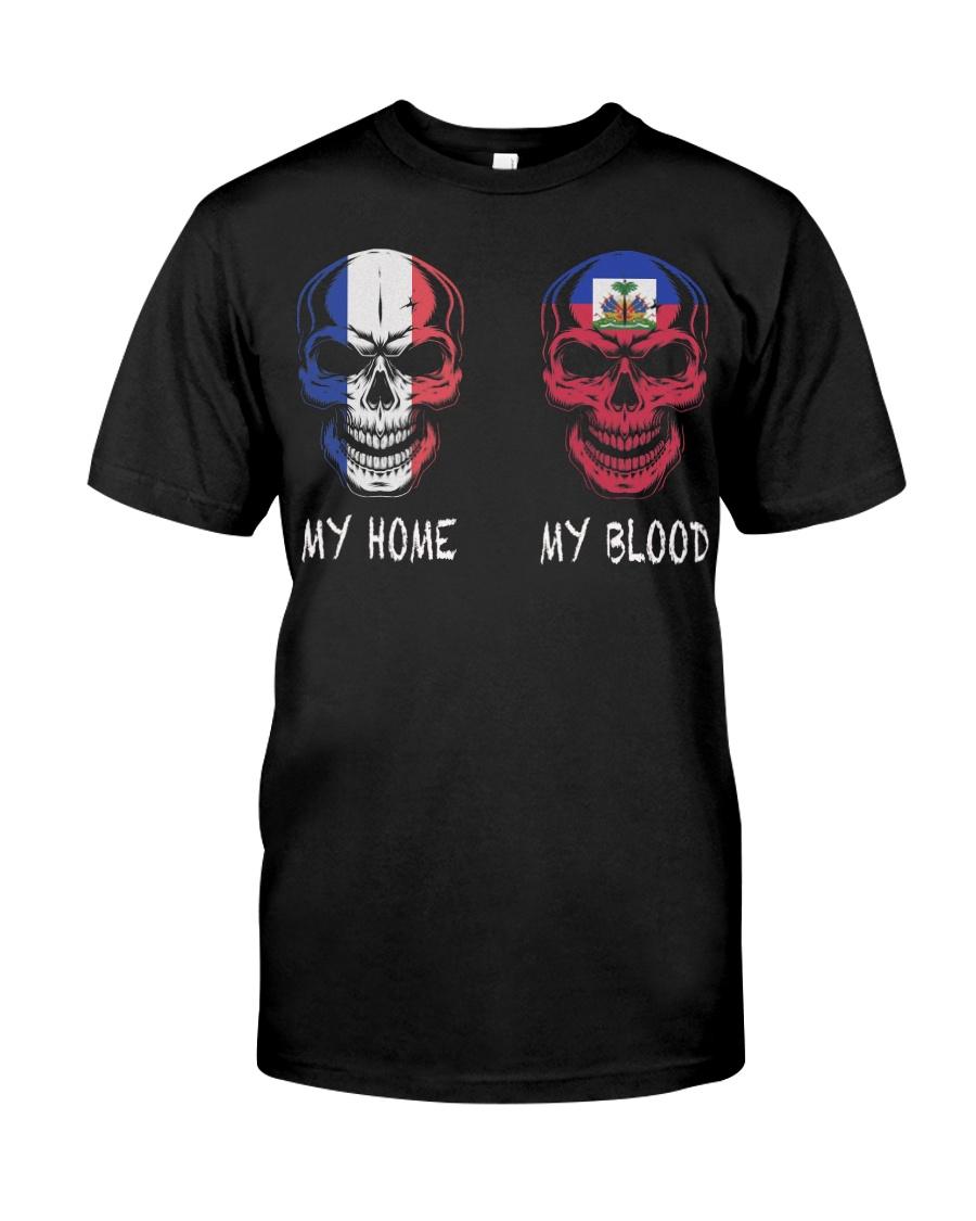 My Home France - Halti Classic T-Shirt
