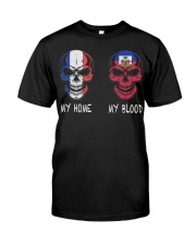 My Home France - Halti Classic T-Shirt front