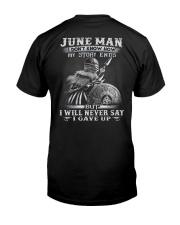 GAVE UP 6 Classic T-Shirt thumbnail