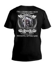 JESUS 2 V-Neck T-Shirt thumbnail