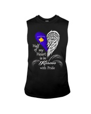 Heart - Pride Kosovo Sleeveless Tee thumbnail