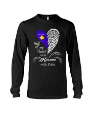 Heart - Pride Kosovo Long Sleeve Tee thumbnail