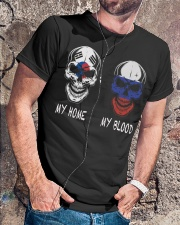 My Home Korea - Russia Classic T-Shirt lifestyle-mens-crewneck-front-4
