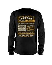 Queens Bhutan Long Sleeve Tee thumbnail
