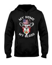 Peru Hooded Sweatshirt front