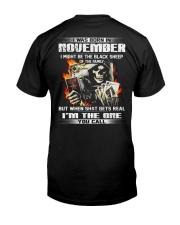 BLACK 11 Classic T-Shirt thumbnail