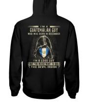 GUATEMALAN GUY - 012 Hooded Sweatshirt tile