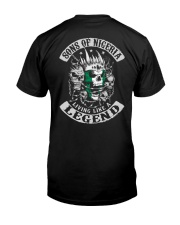 SONS OF NIGERIA Classic T-Shirt back