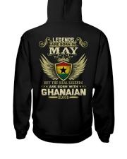 LG GHANAIAN 05 Hooded Sweatshirt thumbnail
