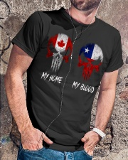 Home Canada - Blood Chile Classic T-Shirt lifestyle-mens-crewneck-front-4