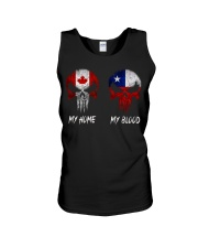 Home Canada - Blood Chile Unisex Tank thumbnail