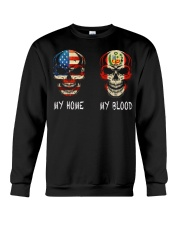 MY HOME AND MY BLOOD  Crewneck Sweatshirt thumbnail