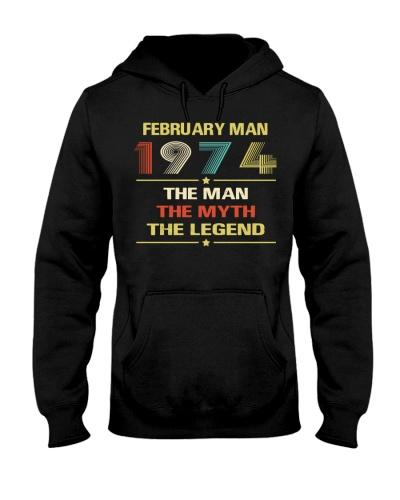THE MAN 74-2
