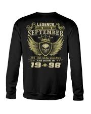 LEGENDS 98 9 Crewneck Sweatshirt thumbnail