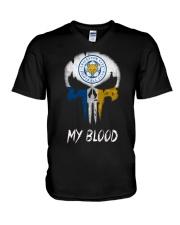 Leicester City V-Neck T-Shirt thumbnail