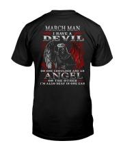 DEVIL MAN 3 Classic T-Shirt thumbnail