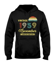 LIMITED 59 11 Hooded Sweatshirt front