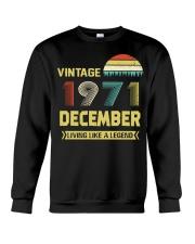 LIVING 71 12 Crewneck Sweatshirt thumbnail