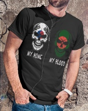 My Home Korea - Bangladesh Classic T-Shirt lifestyle-mens-crewneck-front-4