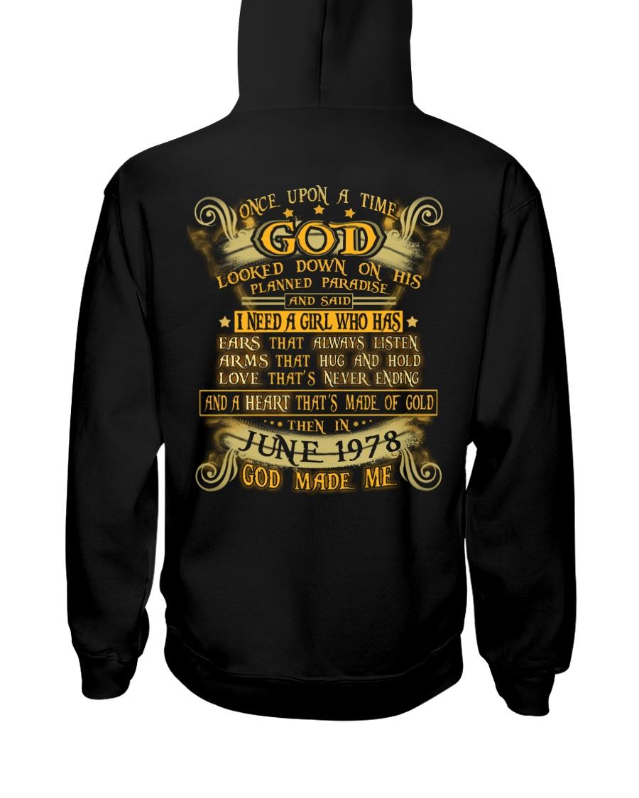 GOD 78-06 Hooded Sweatshirt