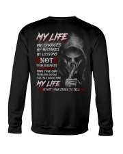 my life my choices Crewneck Sweatshirt thumbnail