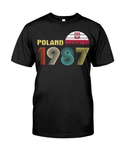 POLAND 1987