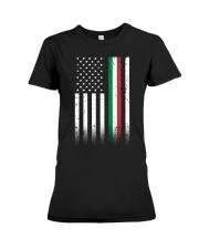 Country - Italy Premium Fit Ladies Tee thumbnail