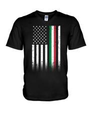 Country - Italy V-Neck T-Shirt thumbnail
