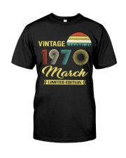 LIMITED 70 3 Classic T-Shirt thumbnail
