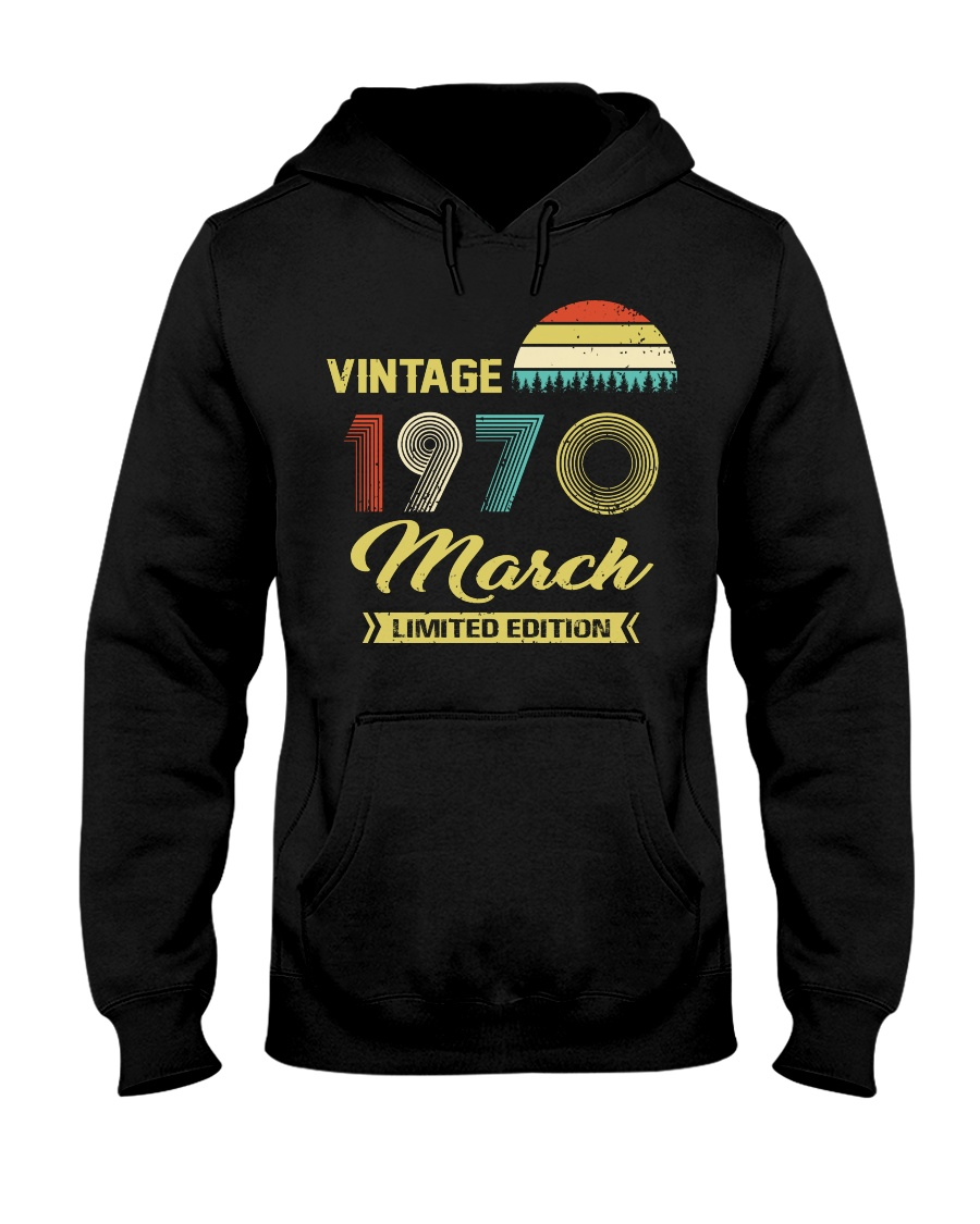 LIMITED 70 3 Hooded Sweatshirt