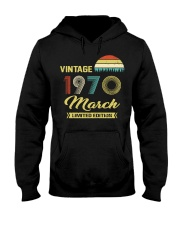 LIMITED 70 3 Hooded Sweatshirt front