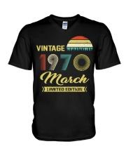LIMITED 70 3 V-Neck T-Shirt thumbnail