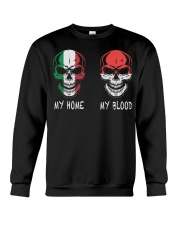My Home Italy - Indonesia Crewneck Sweatshirt thumbnail