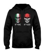 My Home Italy - Indonesia Hooded Sweatshirt thumbnail