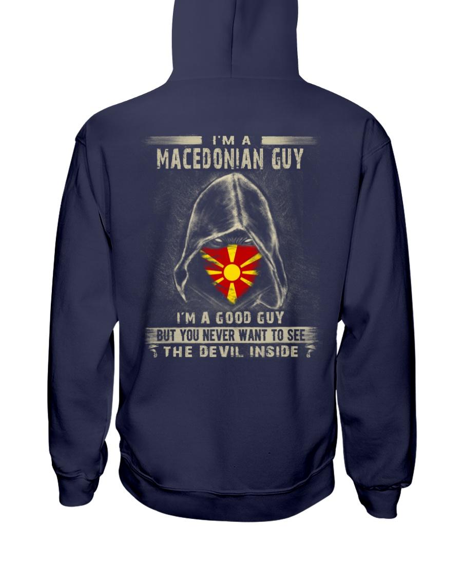 I'm A Good Guy - Macedonian Hooded Sweatshirt