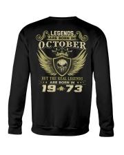 LEGENDS 73 10 Crewneck Sweatshirt thumbnail