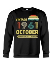 LIVING 61 10 Crewneck Sweatshirt thumbnail