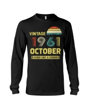 LIVING 61 10 Long Sleeve Tee tile