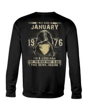 GOOD MAN 1976-1 Crewneck Sweatshirt thumbnail