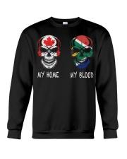My Home Canada - South Africa Crewneck Sweatshirt thumbnail