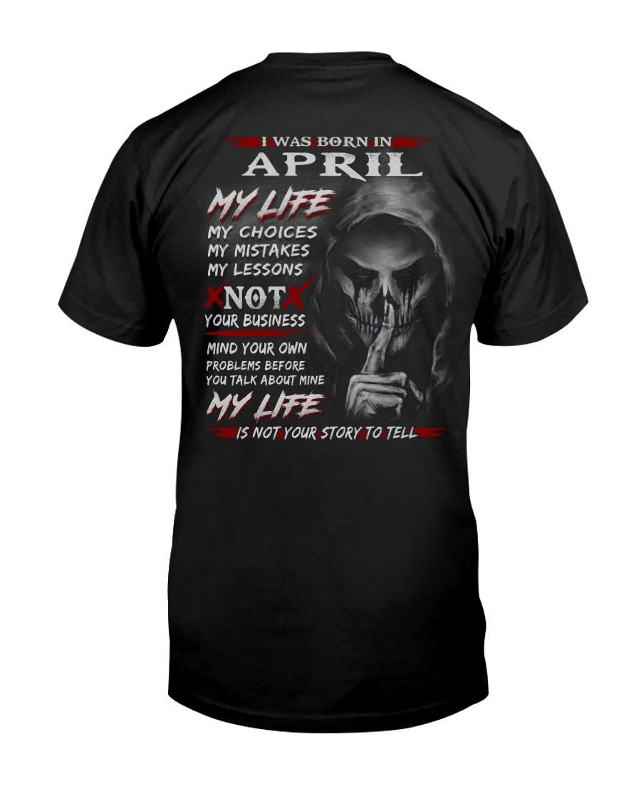 MY LIFE 4 Classic T-Shirt
