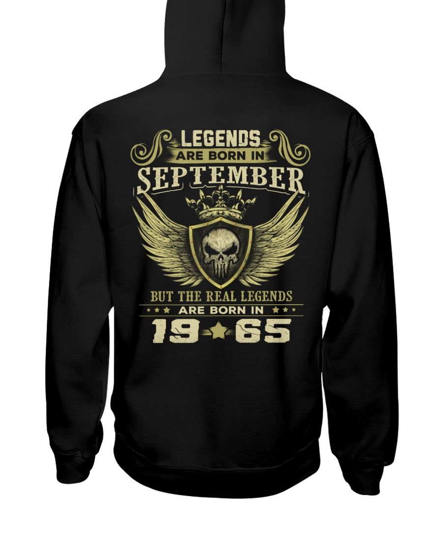 LEGENDS 65 9 Hooded Sweatshirt