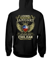 LEGENDS CHILEAN - 01 Hooded Sweatshirt tile