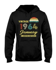 LIMITED 64 1 Hooded Sweatshirt front