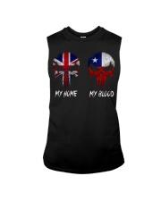 Home United Kingdom - Blood Chile Sleeveless Tee thumbnail