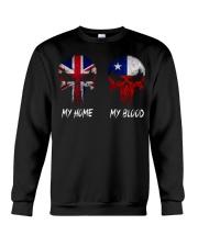 Home United Kingdom - Blood Chile Crewneck Sweatshirt thumbnail