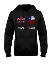 Home United Kingdom - Blood Chile Hooded Sweatshirt thumbnail