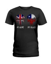 Home United Kingdom - Blood Chile Ladies T-Shirt thumbnail