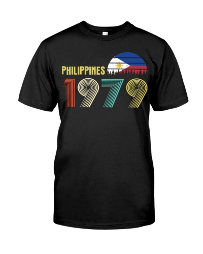 PHILIPPINES 1979