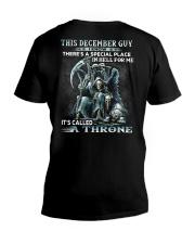 THRONE 12 V-Neck T-Shirt thumbnail
